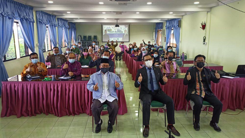 Seminar Team Building untuk Pegawai dan Staf PPD Papar